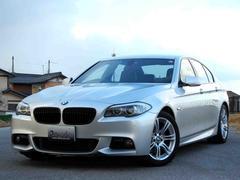 BMW528i MスポーツPKG 黒革 レムスマフラー