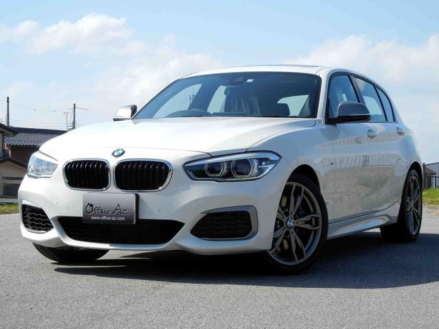 BMW M140i 登録済未使用車 メーカーオプション多数