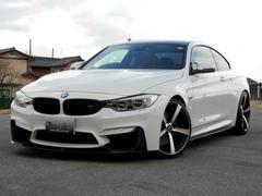 BMWM4クーペ MDCT ブラックレザー 19AW