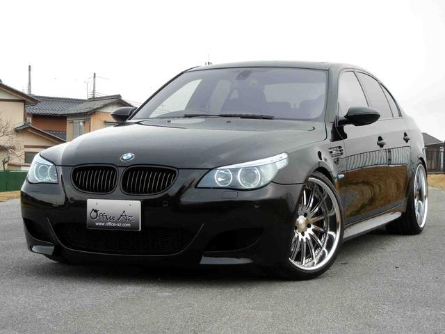 BMW M5 SMG・クラッチ交換済