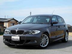 BMW130i Mスポーツ ブラウンレザー