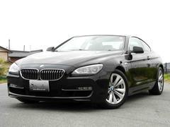 BMW640iクーペ 18AW ブラックレザー