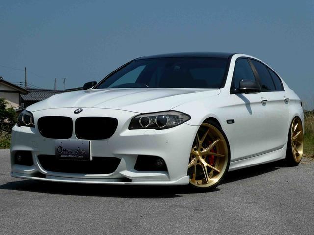 BMW 528i Mスポーツパッケージ 21AW 車高調