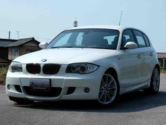 BMW130i Mスポーツ 6MT ブラックレザー