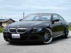 BMW M6ベースグレード ブラックレザー HDDナビ