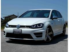 VW ゴルフRベースグレード 18AW ワンオーナー