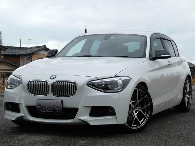BMW 116i スタイル ローダウン 18AW