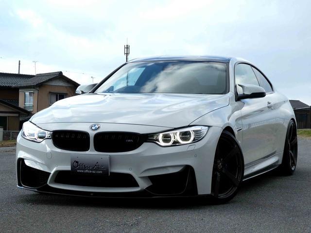 BMW M4クーペ DCT