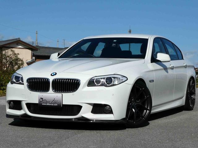 BMW 523i Mスポーツパッケージ 20AW 車高調