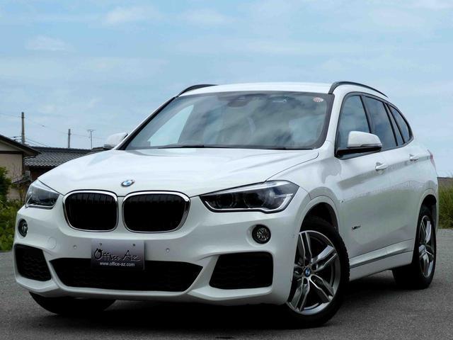 BMW X1 xDrive 18d Mスポーツ ACC 18AW