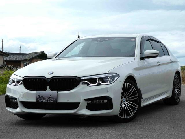 BMW 5シリーズ 523d Mスポーツ 19AW サンルーフ