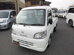 ハイゼットトラックエアコン・パワステ スペシャル パートタイム4WD
