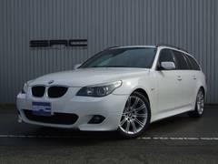 BMW525iツーリング Mスポーツパッケージ HDDナビ ETC