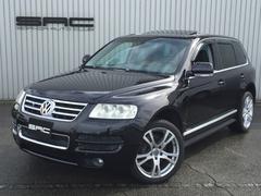VW トゥアレグW12 エクスクルーシブ 150台限定