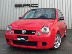 VW ルポGTI・6MT・SDナビ・Bカメ・15AW・ローダウン