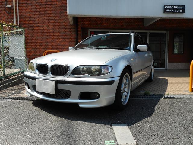 BMW 318iツーリング Mスポーツパッケージ ルーフレール