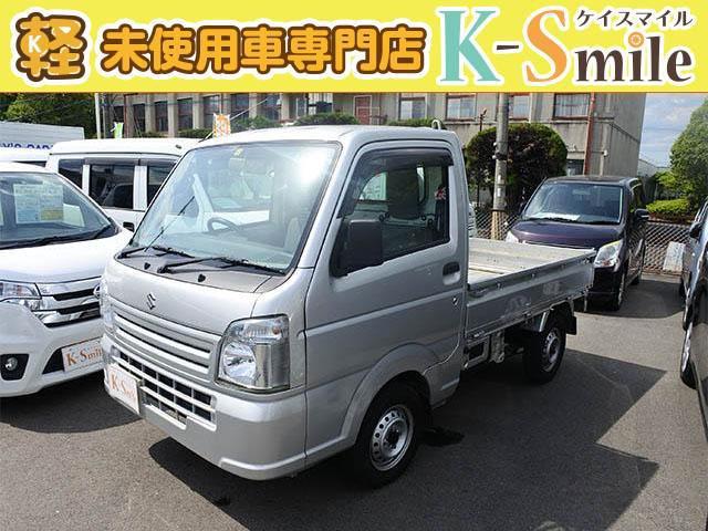 スズキ KC 5MT 4WD マニュアルAC ラジオデッキ PS