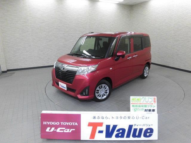 トヨタ X スマートキー LEDヘッドランプ 盗難防止システム CD