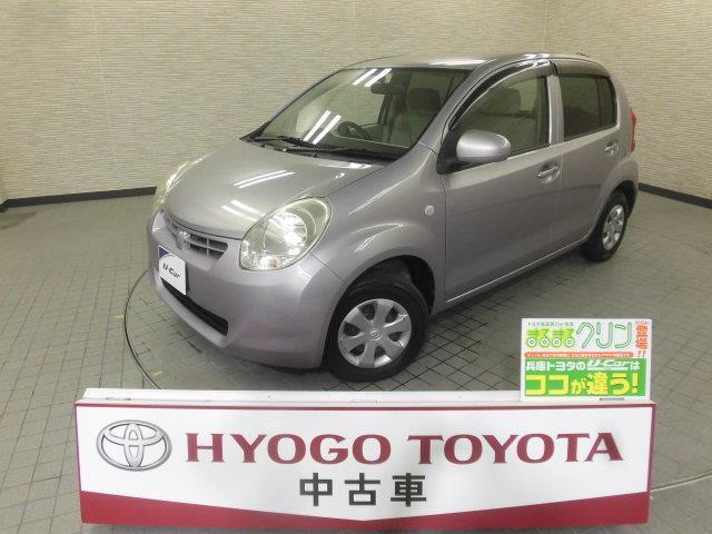 トヨタ X スマートキ- ワンオーナー イモビライザー CD ABS