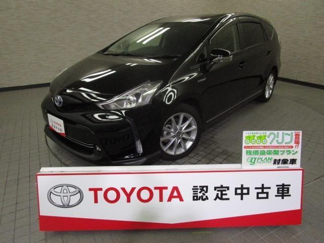 トヨタ Sツーリングセレクション バックモニター メモリーナビ CD