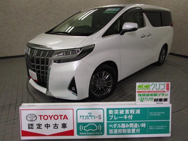 トヨタ 3.5エグゼクティブラウンジ アイドリングストップ ETC