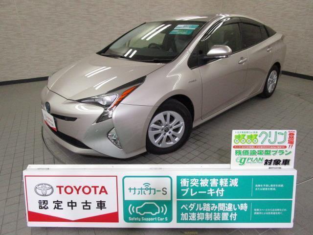 トヨタ Sセーフティプラス メモリーナビ ワンセグ スマートキ-