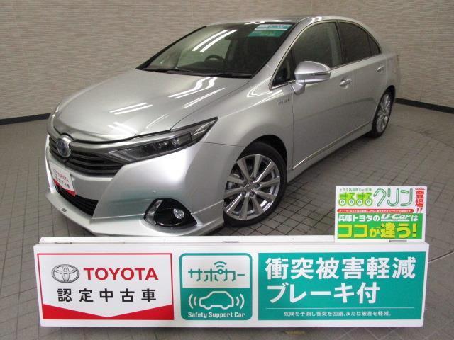 トヨタ G Aパッケージ メモリーナビ サンルーフ バックモニター