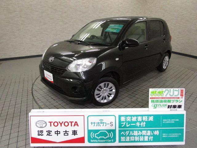 トヨタ X LパッケージS アイドリングストップ スマートキ- CD