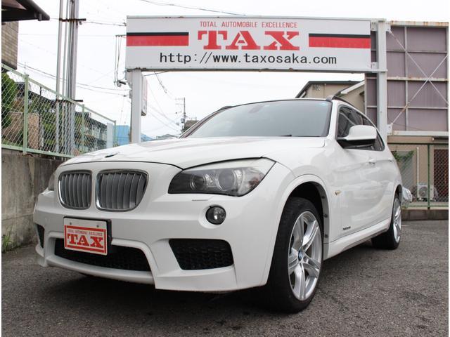 BMW X1 xDrive 28i Mスポーツパッケージ ユーザー買取車