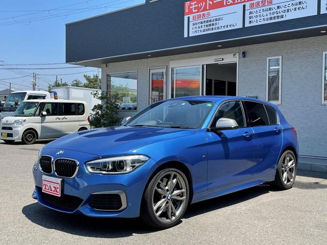 BMW M140i ACC  インテリジェントセーフティ パーキングベンチレーション LEDヘッドライト 白革シート