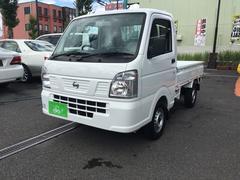 NT100クリッパートラックDX 未使用車 4WD エアコン パワステ