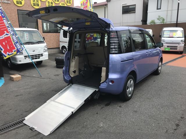 トヨタ Gウエルキャブ 車いす仕様タイプ1