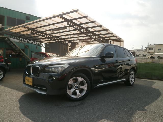 BMW sDrive 18i Xライン HDDナビ DTV ETC