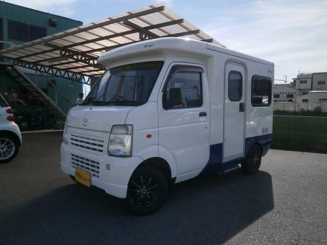 マツダ キャンピング車 AZ-MAX K-ai 4WD 1オーナー
