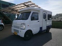 スクラムトラックキャンピング車 AZ−MAX K−ai 4WD 1オーナー