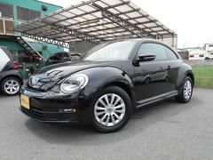 VW ザ・ビートルバイキセノンライトPKG ナビTV Bカメ 1オーナー禁煙車