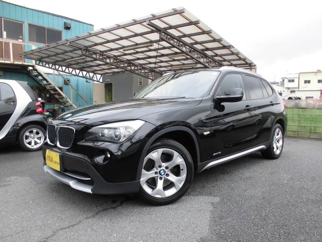 BMW sDrive 18iXライン 純正ナビ コンフォートアクセス