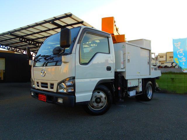 マツダ  高所作業車 スカイマスターSE08B型
