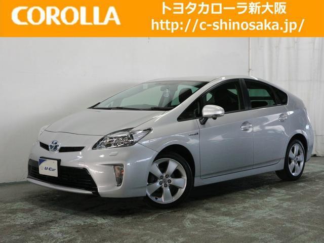 トヨタ Sツーリングセレクション ディーラー保証付 BTオーディオ
