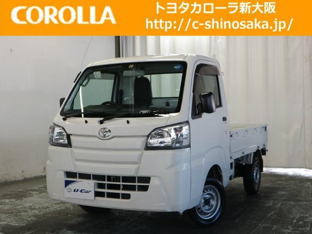 トヨタ スタンダード デュアルエアバッグ エアコン 5M/T