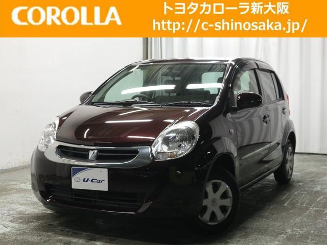 トヨタ パッソ X ユルリ (車検整備付)