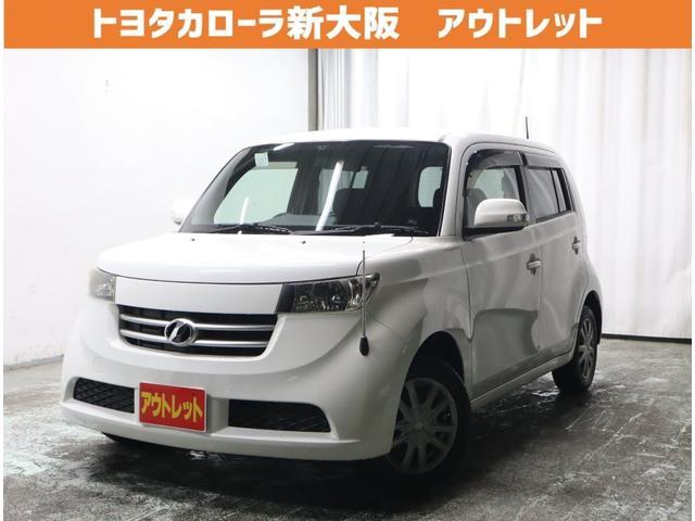 トヨタ bB S ガーネットエディションII  HDDナビ ETC HID