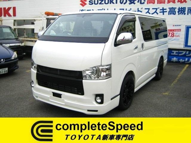トヨタ スーパーGL ダークプライム コブラフルコンプリート
