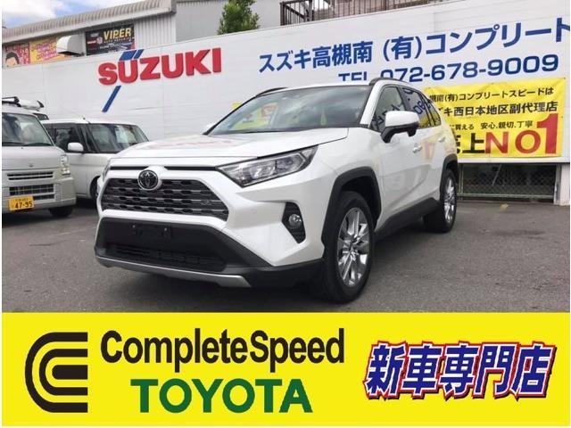 トヨタ G Zパッケージ 4WD セレクトオプション