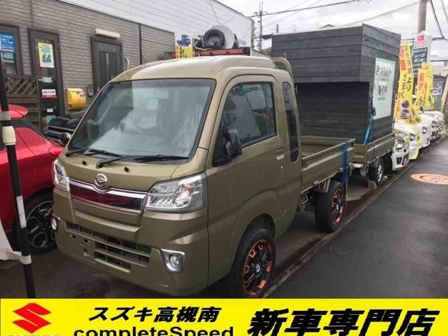 ダイハツ キッチンカー トレーラー 移動販売車 セレクトオプション