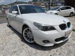 BMW530i Mスポーツパッケージ 左ハンドル 2年長期無料保証
