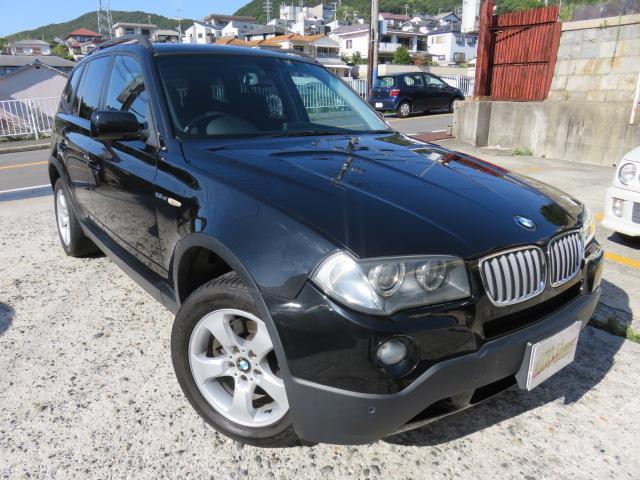BMW 2.5si 4WD 1オーナー Bカメラ 2年長期無料保証付