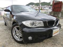 BMW118i サンルーフ HID ETC 2年長期無料保証付
