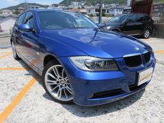 BMW320i HDDナビ 18アルミ 全国2年長期無料保証付