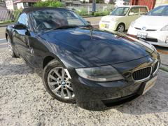 BMW Z4ロードスター2.5i電動オープン ナビTV 2年長期無料保証